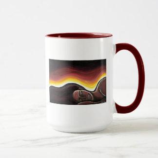 地平線のマグ マグカップ