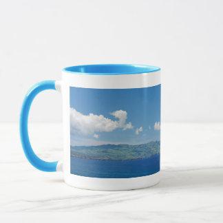 地平線の島 マグカップ