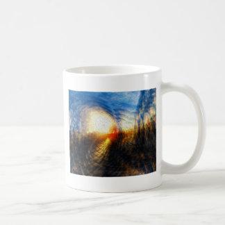 地平線の日曜日 コーヒーマグカップ