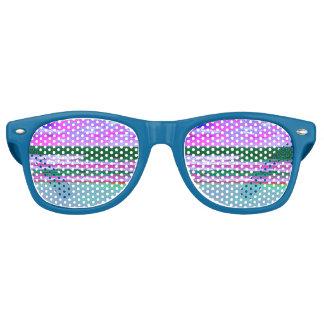 地平線のvaporwaveのサングラス レトロサングラス