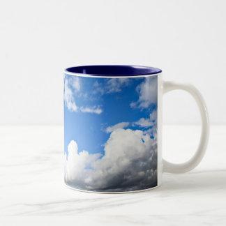 地平線 ツートーンマグカップ