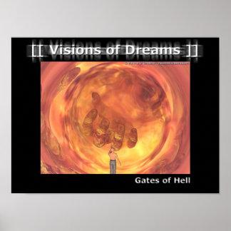 地獄のゲート ポスター