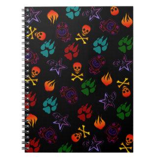 地獄のノートより震えて下さい ノートブック