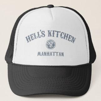 地獄の台所 キャップ