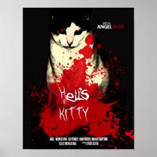 地獄の子猫ポスター ポスター