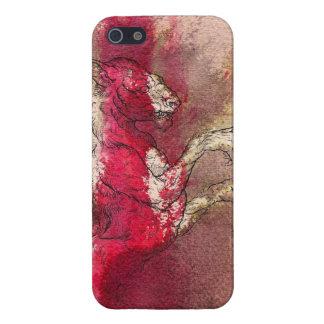 地獄の猟犬 iPhone SE/5/5sケース