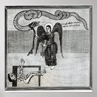 地獄の鍵を握る天使 ポスター