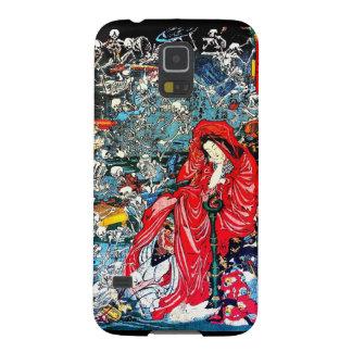 地獄のCourtesan Galaxy S5 ケース