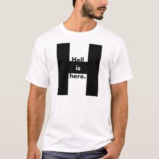 地獄のTシャツ Tシャツ