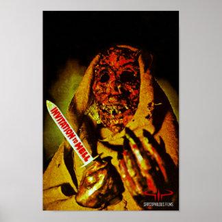 地獄への招待状-鬼ポスター ポスター