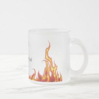 地獄 フロストグラスマグカップ