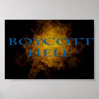 地獄 ポスター