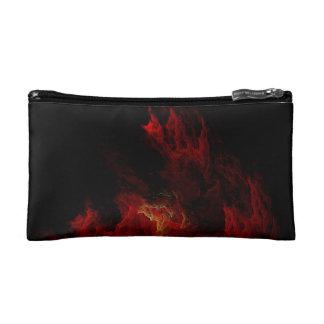 地獄v1の燃焼 コスメティックバッグ
