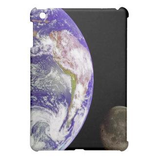 地球および月 iPad MINIケース