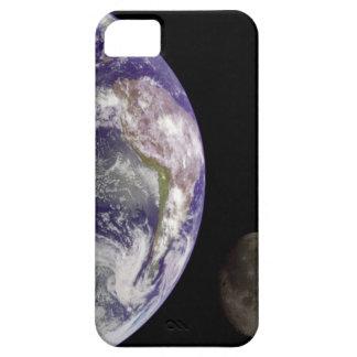 地球および月 iPhone SE/5/5s ケース