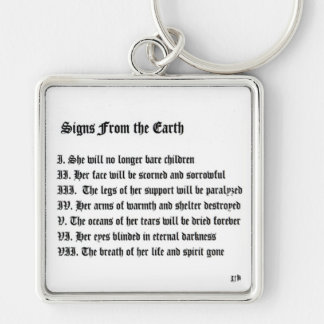 地球からのシンボルや象徴 キーホルダー