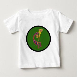 地球のためのココペリ ベビーTシャツ
