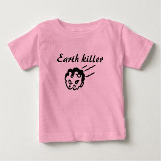 地球のキラー ベビーTシャツ