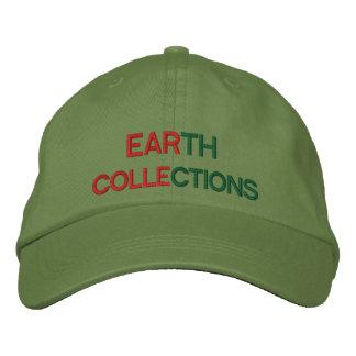 地球のコレクションはすべてのための帽子を刺繍しました 刺繍入りキャップ