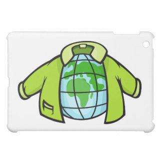 地球のジャケット iPad MINI カバー