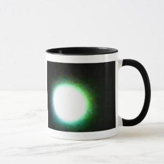 地球のマグの近くの火星 マグカップ