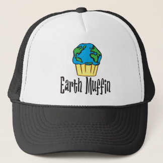 地球のマフィン キャップ