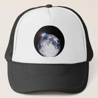 地球の上昇 キャップ