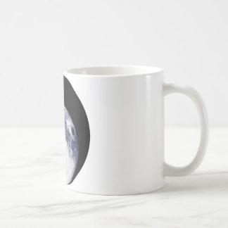 地球の上昇 コーヒーマグカップ