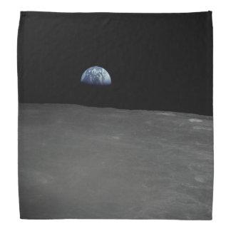 地球の上昇 バンダナ