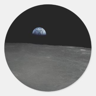 地球の上昇 ラウンドシール