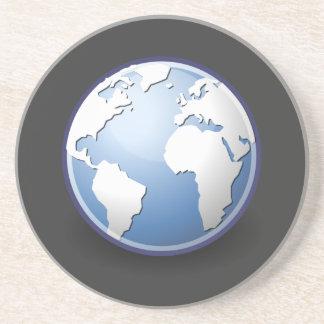 地球の世界の地球のタンゴ コースター