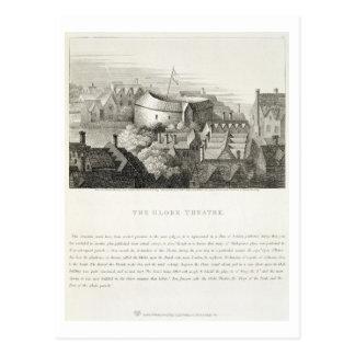 地球の劇場、c.1647はロバートWilによって、出版しました ポストカード
