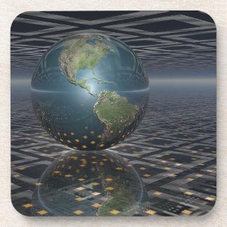 地球の地平線 コースター