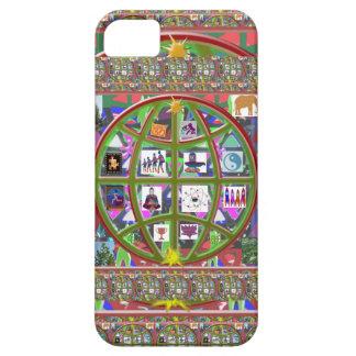 地球の地球の惑星の宇宙の宇宙NVN704ギフト iPhone SE/5/5s ケース