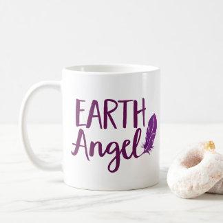 地球の天使のマグ コーヒーマグカップ