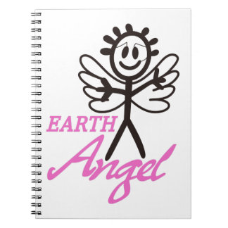 地球の天使 ノートブック