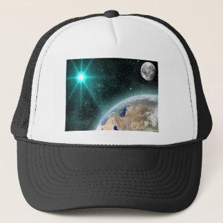 地球の宇宙 キャップ