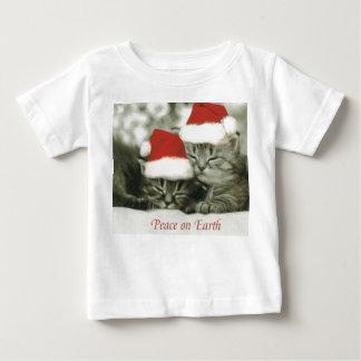 地球の平和 ベビーTシャツ