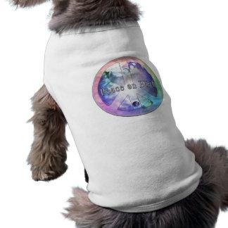 地球の平和 ペット服