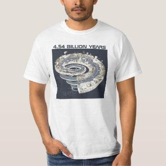 地球の年齢 Tシャツ