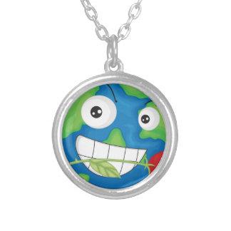地球の惑星 ネックレス