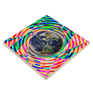 地球の感情 ウッドコースター