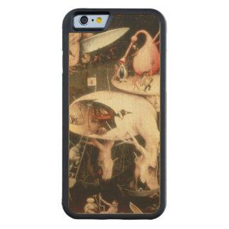 地球の歓喜の庭: 地獄 CarvedメープルiPhone 6バンパーケース