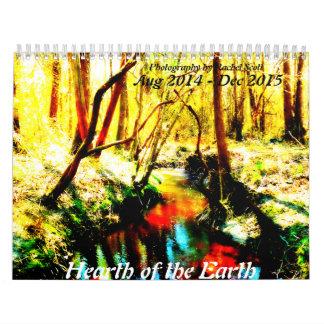 地球の炉 カレンダー