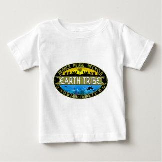 地球の種族 ベビーTシャツ