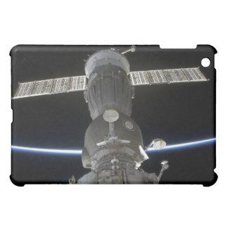地球の肢はSoyuzの宇宙船を横断します iPad Miniカバー