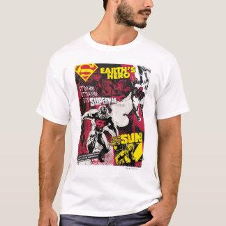 地球の英雄 Tシャツ
