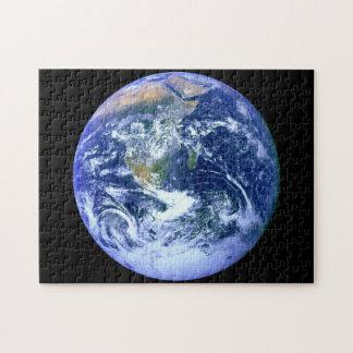 地球の青の大理石 ジグソーパズル