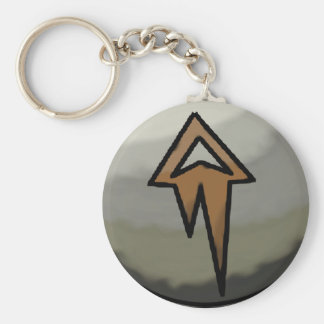 地球の類縁Keychain キーホルダー