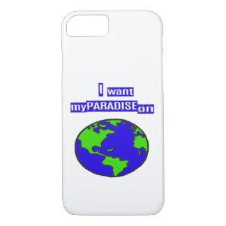 地球のIphoneカバーの楽園 iPhone 8/7ケース